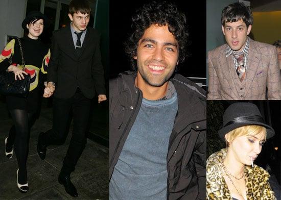 24/09/08 Mark, Adrian, Kelly, Luke, Kimberly