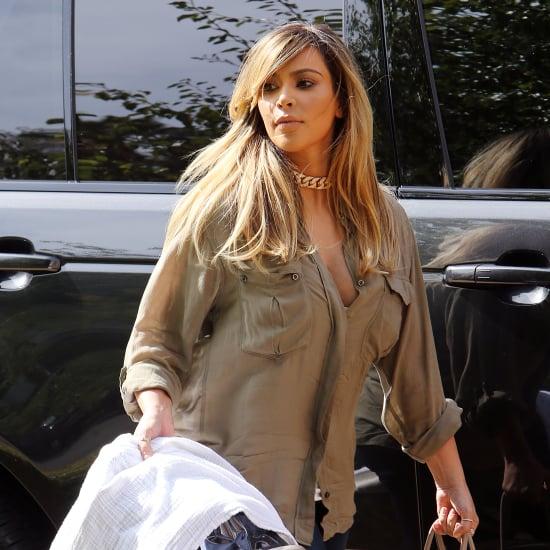 Kim Kardashian Blonde Hair 39