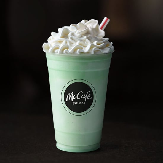 Is the McDonald's Shamrock Shake 2018 Out Now?