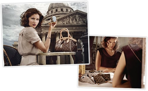 Laetitia Casta for Louis Vuitton, Celebrity Makeup Artist Tips From Instyle, Beauty Tips To Beat Credit Crunch, Insider Beauty