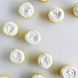 Fluffy Lemon Cupcakes With Whipped Coconut Cream