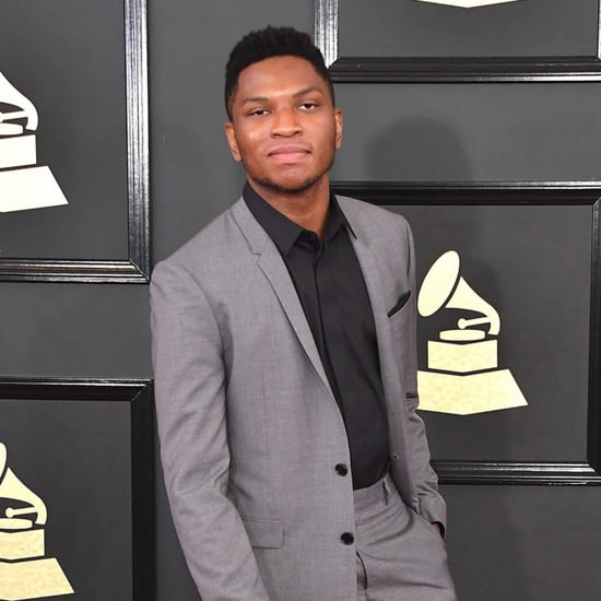 Gallant Interview at the 2017 Grammys