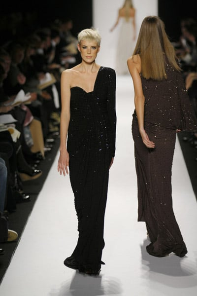 New York Fashion Week, Fall 2007:  Michael Kors