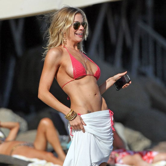 Leann Rimes Celebrates Her Birthday in Bikini Pictures