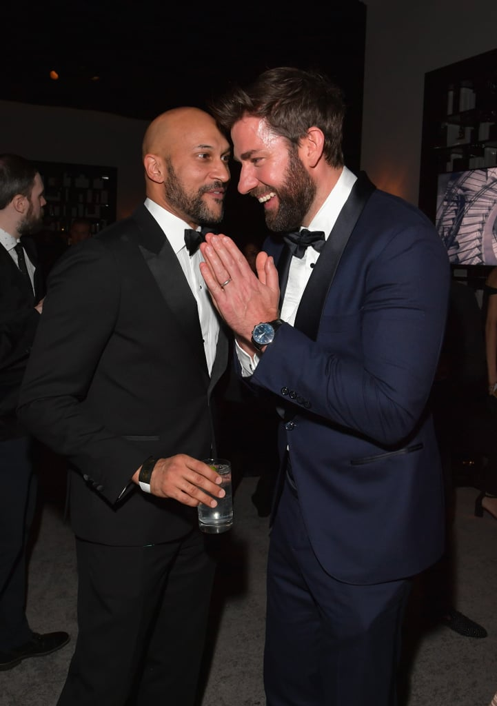 Pictured: Keegan-Michael Key and John Krasinski