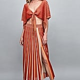 Zara Multicolor Top With Thread