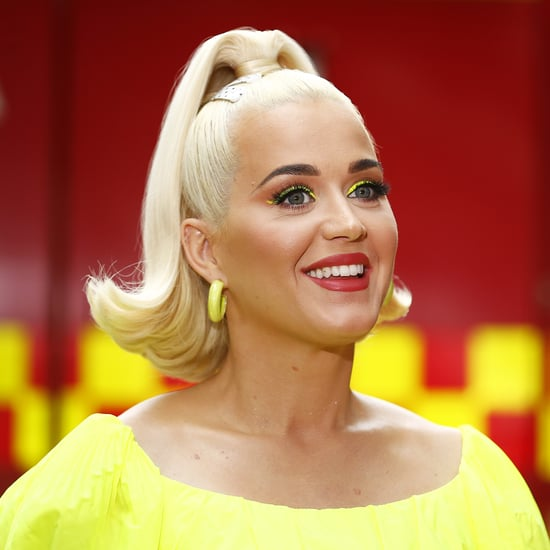 See Katy Perry's Bleached Eyebrows on American Idol