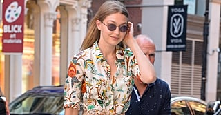 Gigi Hadid's Summer Dress Is Sexy, but Her Affordable Mules Are Making Our Wallets Sing