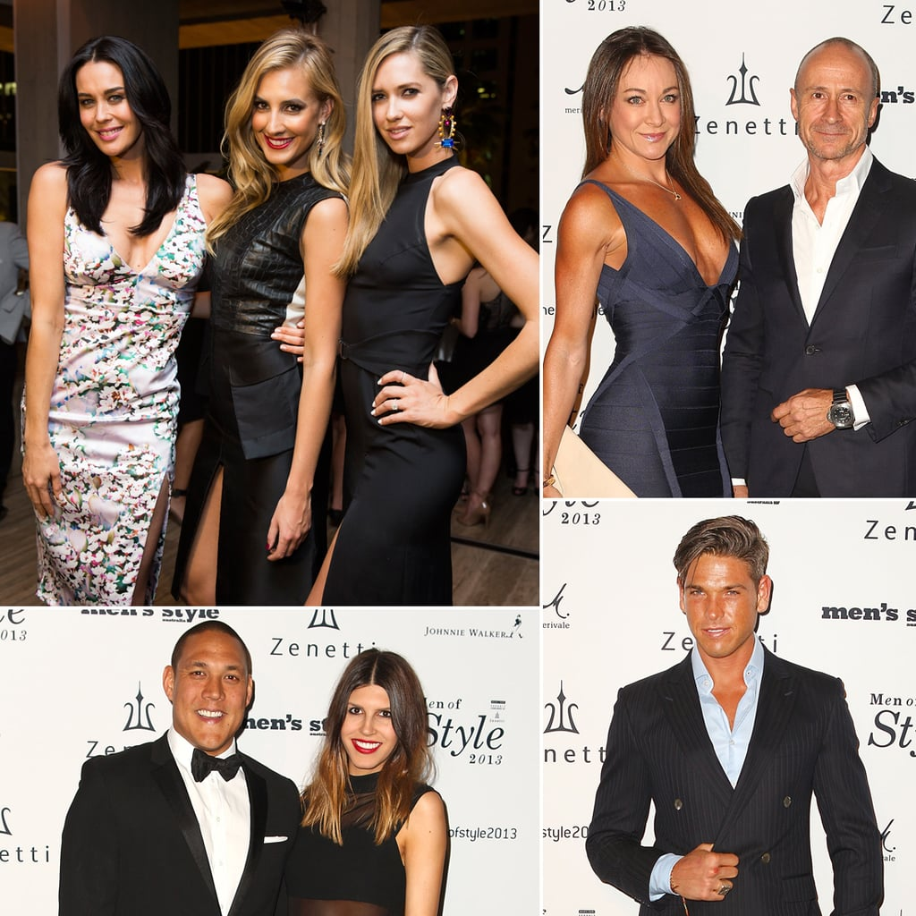 Celebrities at Men of Style Party Pictures in Sydney