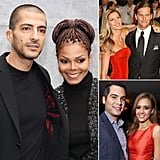 "Stars Make a Case For Eloping Thinking about eloping? Your family might not approve, but these celebrities have your back. Janet Jackson and her billionaire beau, Wissam Al Mana, are the latest pair to marry in secret, as we found out this week when they confirmed they married in a ""private and beautiful"" ceremony — last year! With their every move constantly in the public eye, stars having undercover weddings seems unexpected if not impossible. But there are celebrities who have managed to escape the spotlight with their one and only to elope in private, intimate weddings. Elements of surprise and impulse can mean more passion and romance. If you're engaged and longing to elope, take a look back with us now at some of the celebrity couples who've secretly wed."