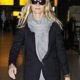 Gwyneth Paltrow arrived in the UK.