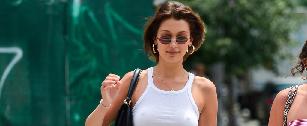 Bella Hadid Just Made the Casual Shoe Switch of the Summer