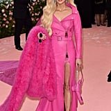 Kacey Musgraves Pink Moschino Outfit 2019 Met Gala