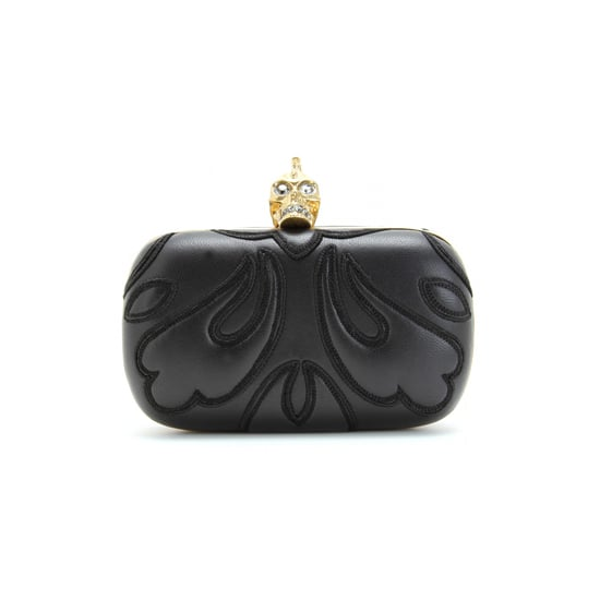 Clutch, approx. $1926.25, Alexander McQueen at My Theresa
