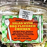 Trader Joe's BBQ Chicken Salad