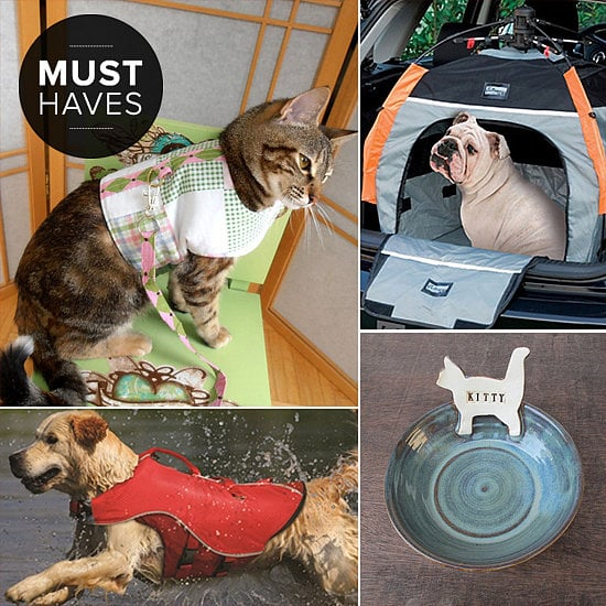 Don't forget your furry friends as summertime kicks up! POPSUGAR Pets has collected the perfect products to keep your animals happy and healthy well through June. Browse through doggie water bottles, shades, and tents before you hit the road as a team!
