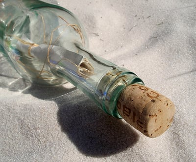 9-Year-Old in Hawaii Finds Message in a Bottle From Oregon Boy