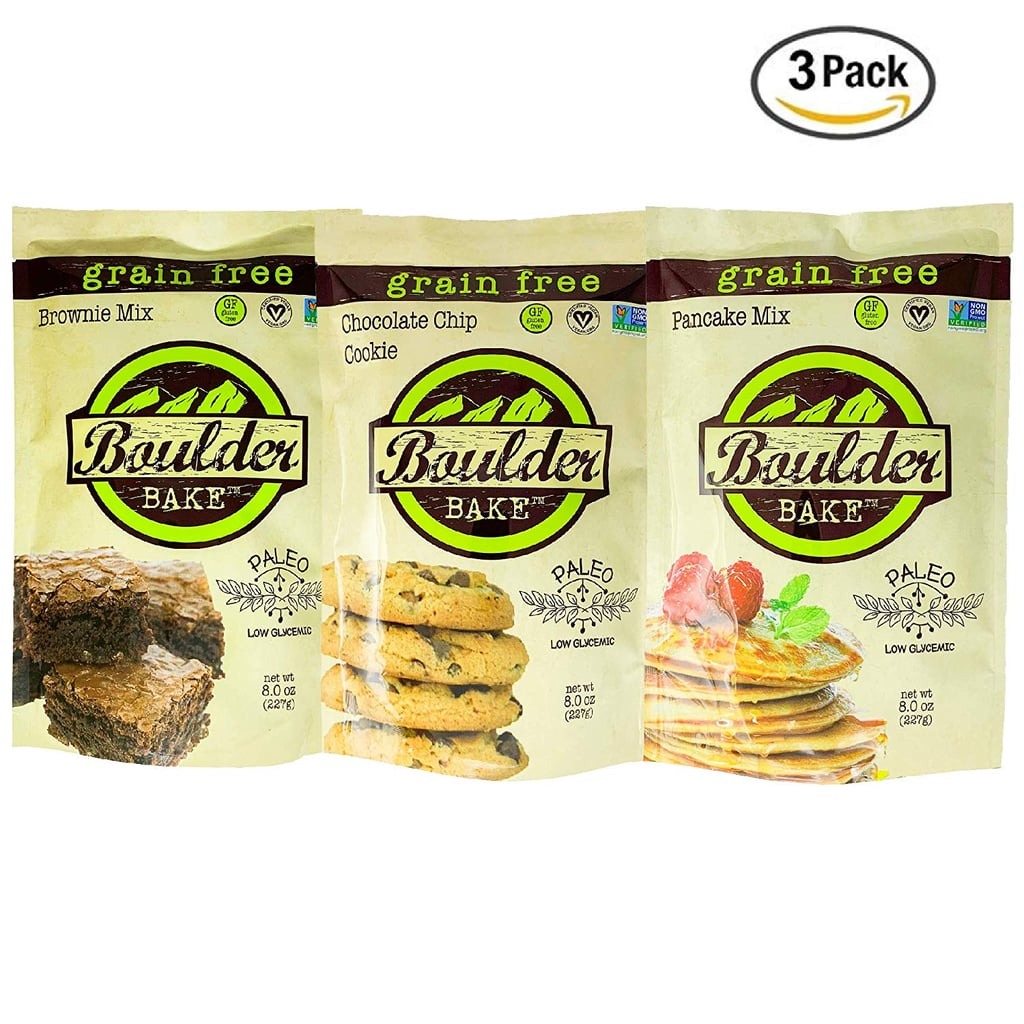 Boulder Bake Paleo Baking Mix: Brownie, Pancake & Cookie