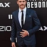 Chris Pine at Star Trek Beyond San Diego Premiere 2016