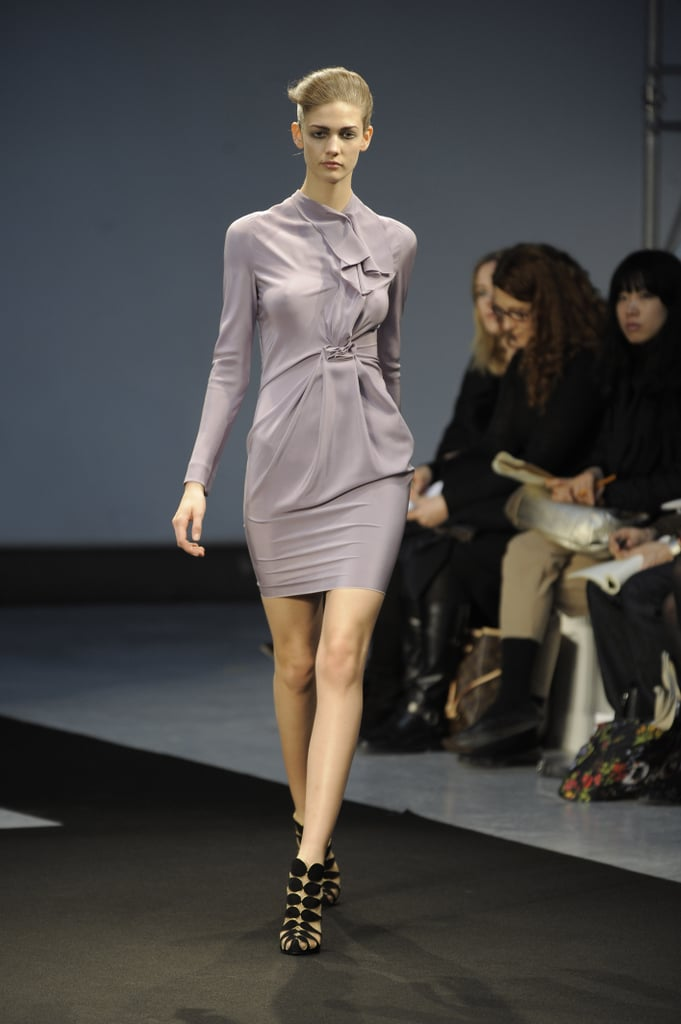 """RM by Roland Mouret Fall 2009: """"The Work of a Local Dressmaker"""""""