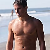 Channing went shirtless in Dear John.