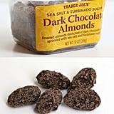 Trader Joe's Sea Salt and Turbinado Sugar Dark Chocolate Almonds
