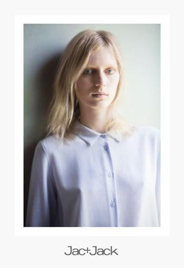 Julia Nobis Lets Her Natural Beauty Shine Through For Jac+Jack