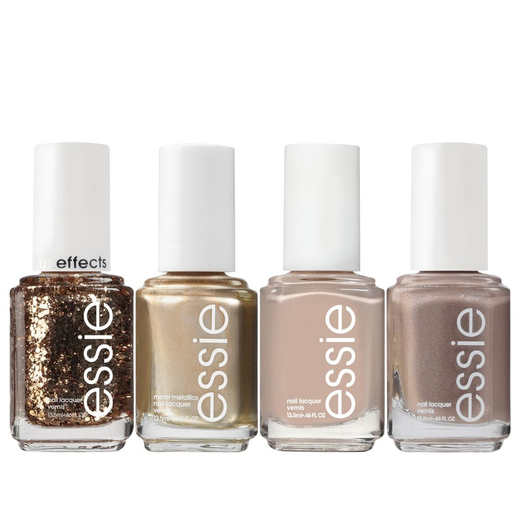 Essie Champagne Nail Lacquer Set | Best Beauty Gifts Under $70 ...