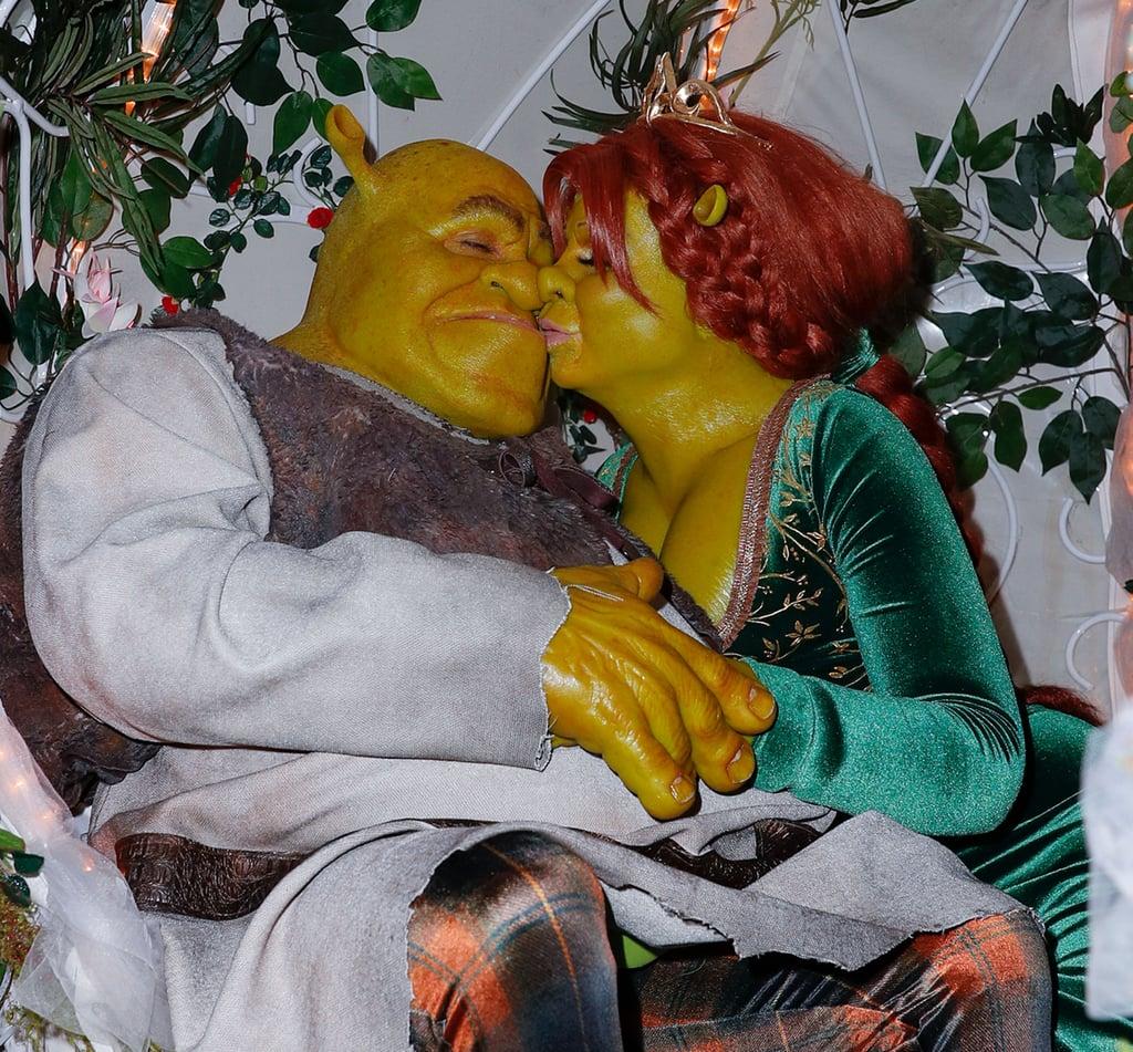 heidi klum's halloween costume is so ogre-the-top, but did you