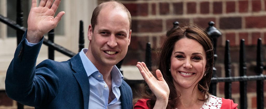 Prince William and Kate Middleton's Royal Baby Pictures