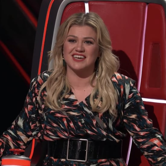 Kelly Clarkson and Gwen Stefani Talk Girl Power on The Voice