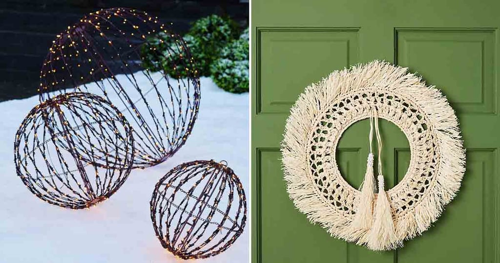 How to Decorate For Christmas Early Without a Tree ...