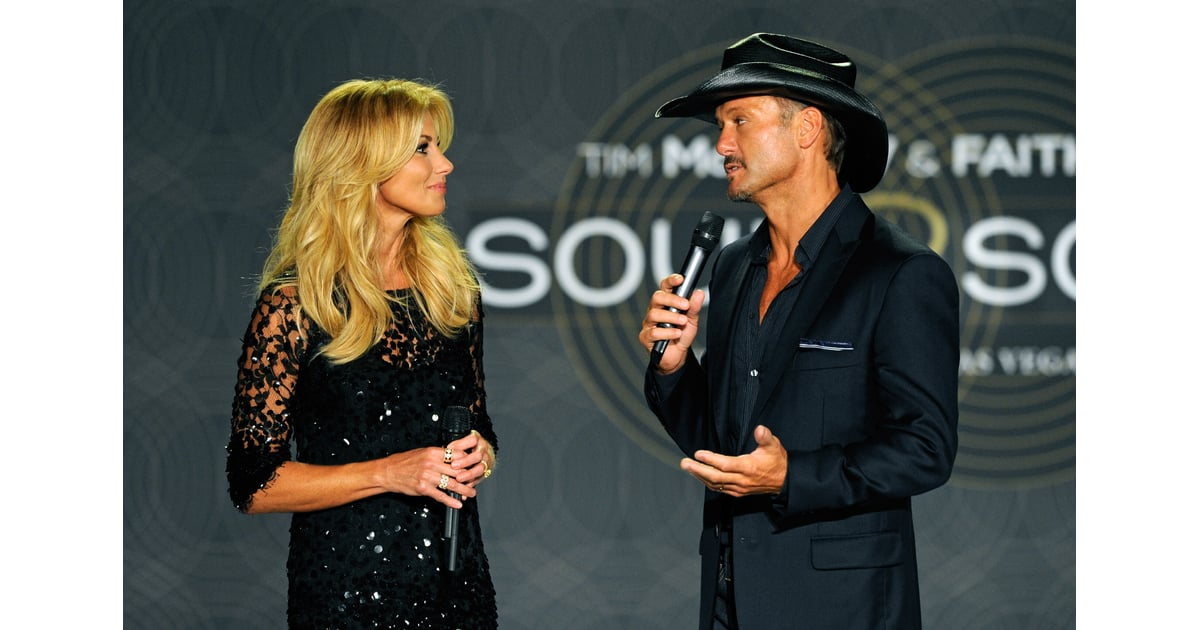 Country singers tim mcgraw and faith hill have been for Do tim mcgraw and faith hill have kids