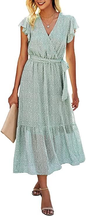 BTFBM Floral Dress