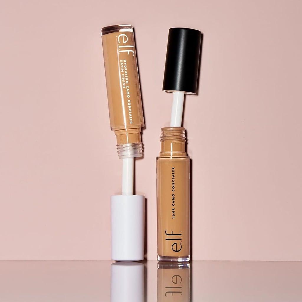 e.l.f. Cosmetics 16HR vs. Hydrating Camo Concealers