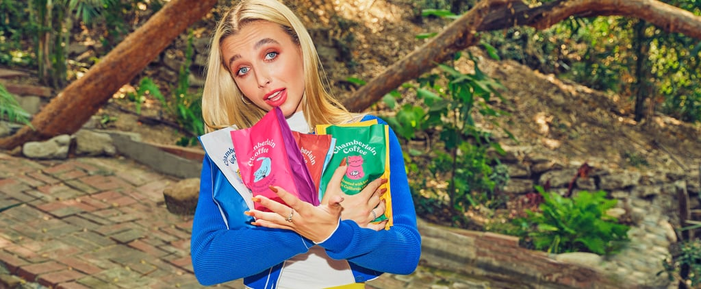 Emma Chamberlain Launches New Chamberlain Coffee Blends