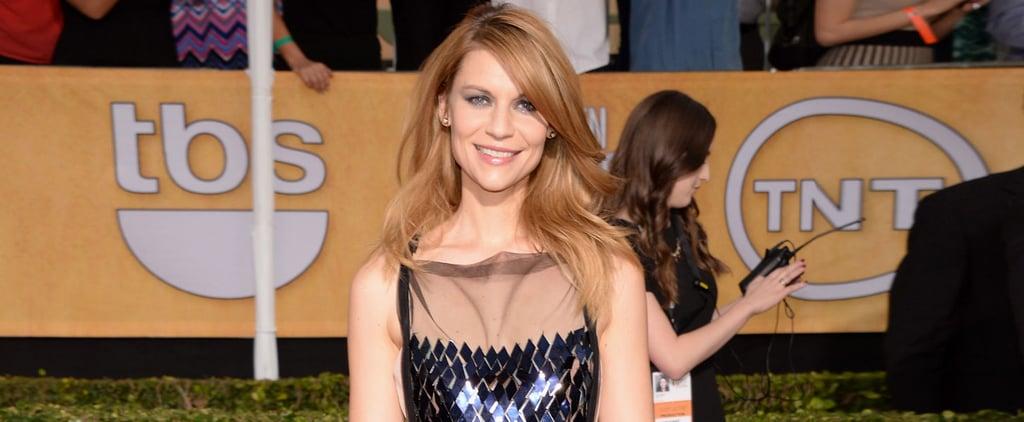 Claire Danes's Dress at SAG Awards 2014