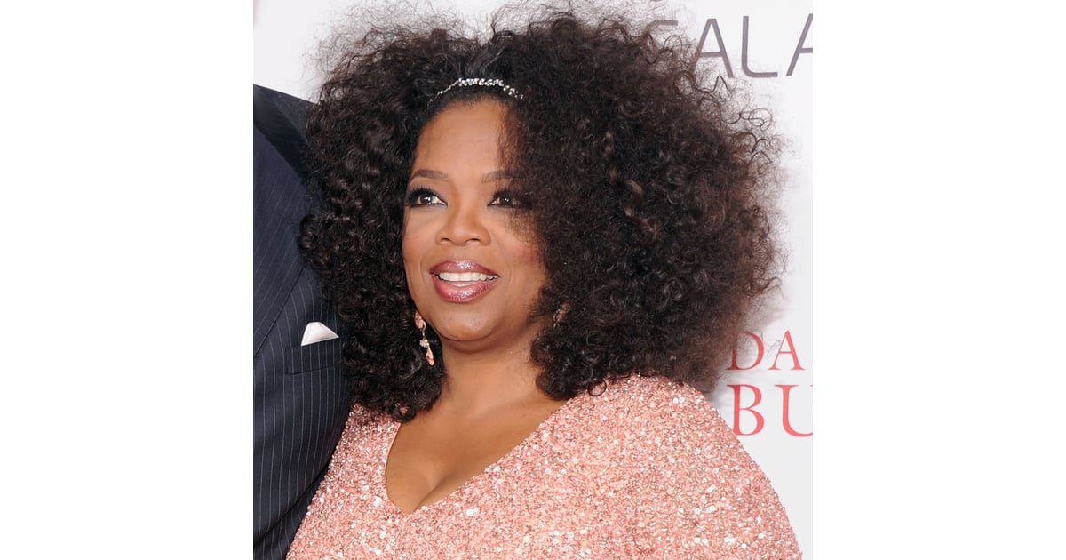 Oprah Winfrey's Natural Hair | POPSUGAR Beauty