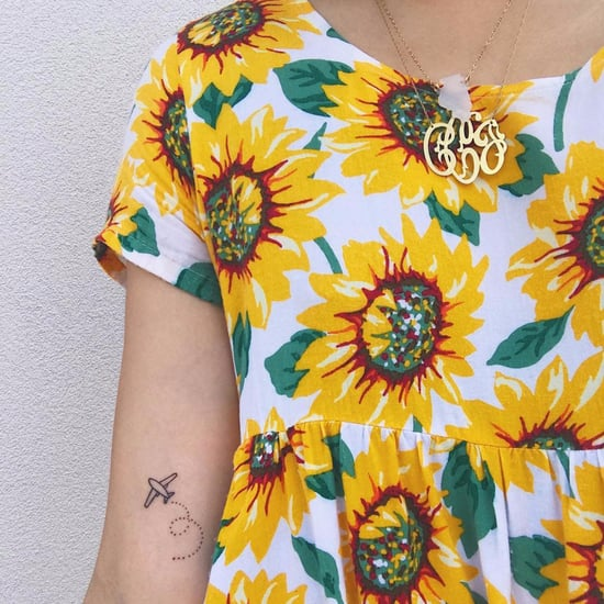 Airplane Tattoos