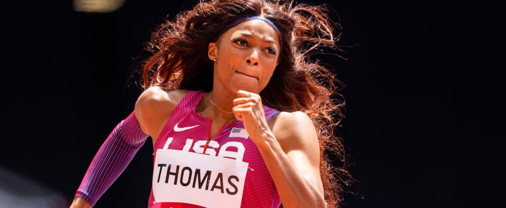 Why Olympic Runners Wear Sleeves on Their Arms or Legs