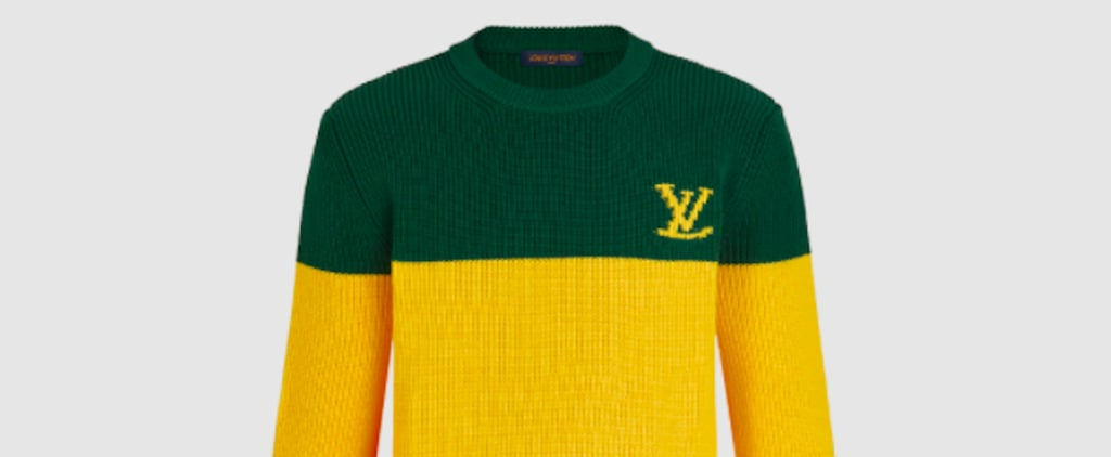 Louis Vuitton Made a Jamaican Flag Sweater With Wrong Colors