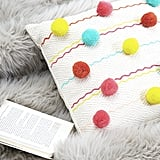 Forever 21 Karma Living Pom-Pom Pillow