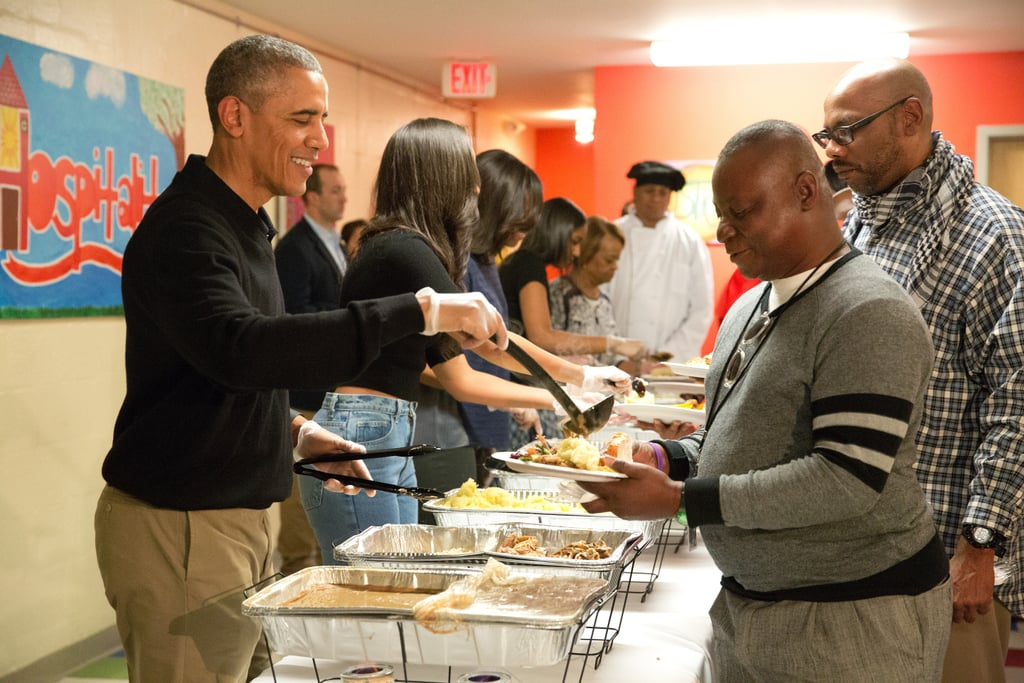 Thanksgiving Soup Kitchen New Orleans