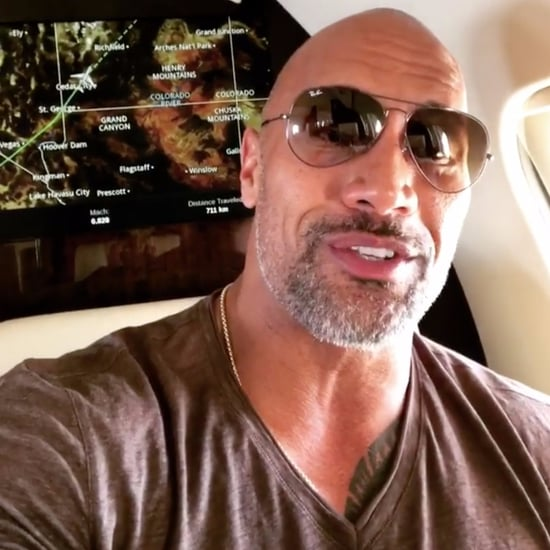 Dwayne Johnson Reacts to Hollywood Walk of Fame Star