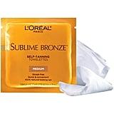 L'Oréal Paris Self-Tanning Sublime Bronze Towelettes with Vitamin E