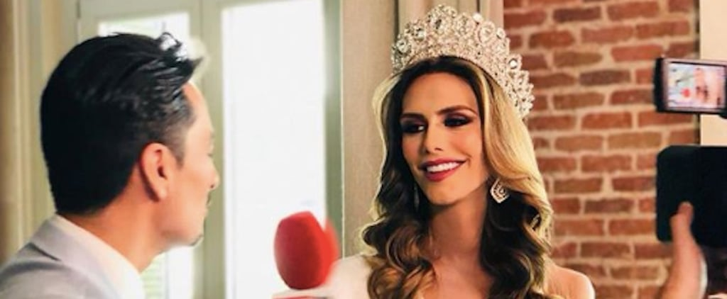 First Transgender Miss Universe Finalist