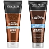 John Frieda Brilliant Brunette Moisturising Shampoo & Conditioner