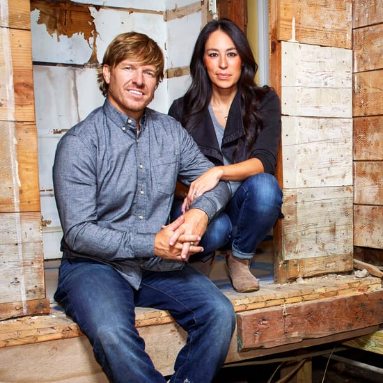 Chip and Joanna Gaines in Entrepreneur Magazine