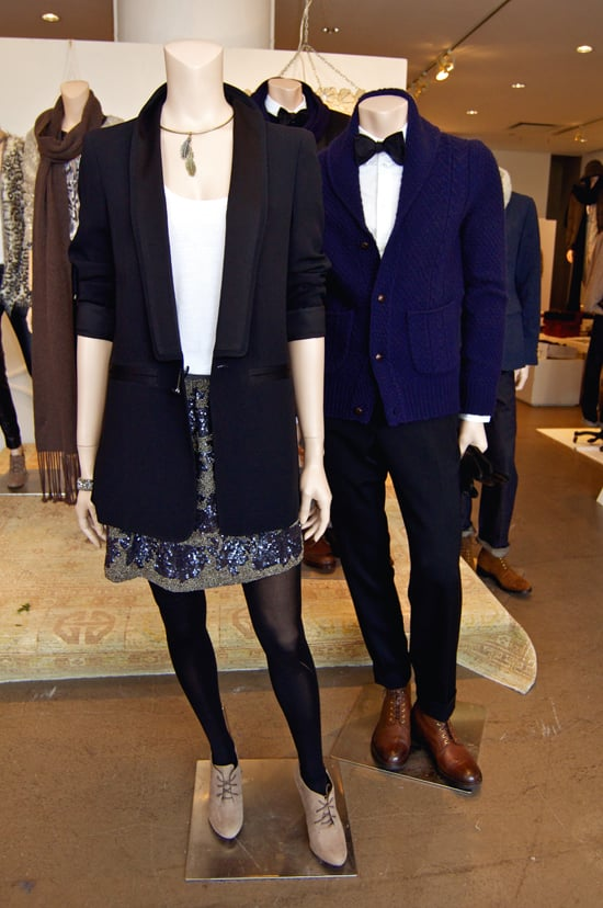 Club Monaco's Fall 2 Collection