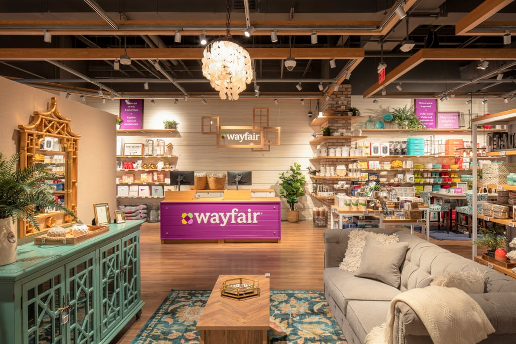 Everything You Need to Know About Wayfair's First Store